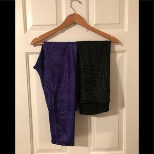 Women's medium workout pants